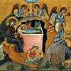 Naşterea Domnului Hristos sau materializarea Logosului