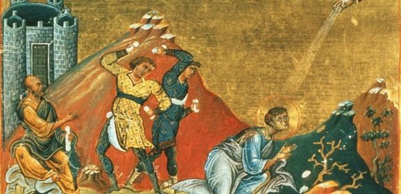 Întâiul martir pentru credinţa mărturisită în Hristos: Sfântul Arhidiacon Ştefan