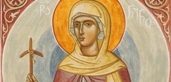 Nina, Sfânta Georgiei