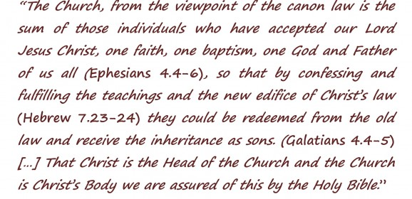 """Andrei Şaguna and """"The Organic Statute"""" – V.4 The Orthodox ecclesiology reflected in Andrei Şaguna's canonistical works and ecclesiastical organization"""