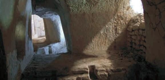 Complexul rupestru de la Basarabi-Murtfatlar, de secol X