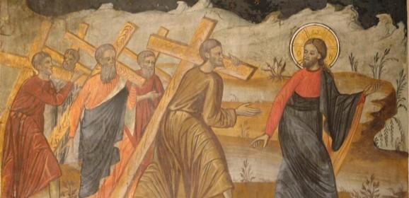 Asumarea crucii personale şi sfinţenia
