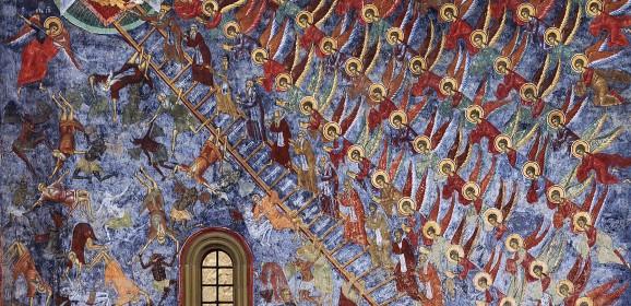 """Sfântul Ioan şi """"Scara sfintelor nevoințe ale desăvârșirii"""""""