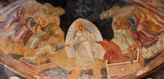 Sfânta şi Marea Sâmbătă – coborârea Mântuitorului în iad