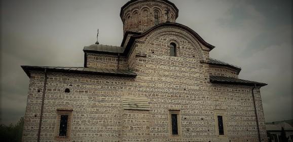 Biserica Domnească Sfântul Nicolae, din Curtea de Argeș