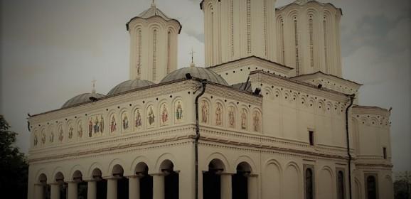 Catedrala Patriarhală Sfinţii Împăraţi Constantin şi Elena, din Bucureşti