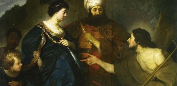 Ioan Botezătorul şi darul fricii lui Dumnezeu