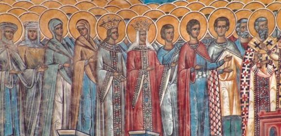 Sfinţii, ca Epifanie a Bisericii