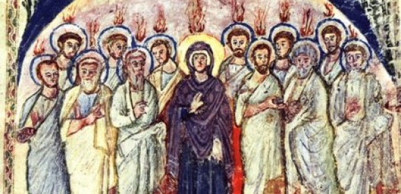 Sărbătoarea Cincizecimii sau Rusaliile