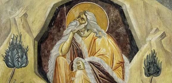 Profetul Ilie: conştiinţa vie a unui popor debusolat