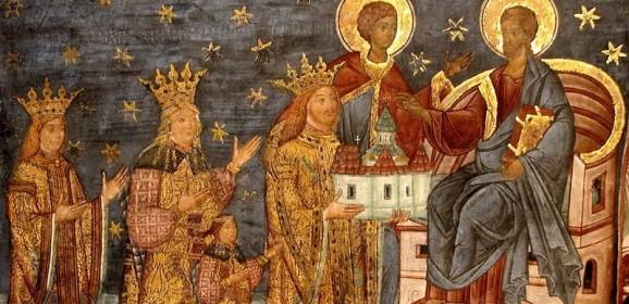 Ştefan cel Mare: Voievodul între Sfinţi