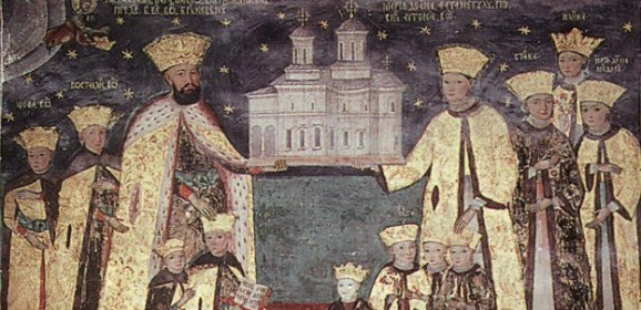 Constantin Vodă Brâncoveanu cel Sfânt: ctitor prin excelenţă