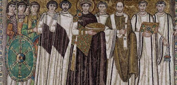 Binecredinciosul împărat Justinian cel Mare