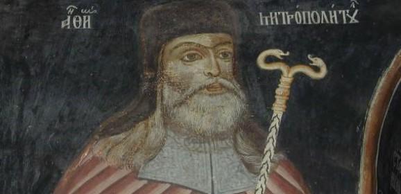 Talanţii înmulţiţi în străine depărtări: Sfântul Antim Ivireanul