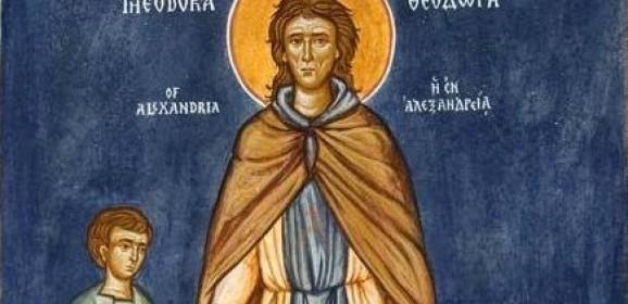 Teodora din Alexandria, sau asumarea responsabilă a propriei inconsistenţe