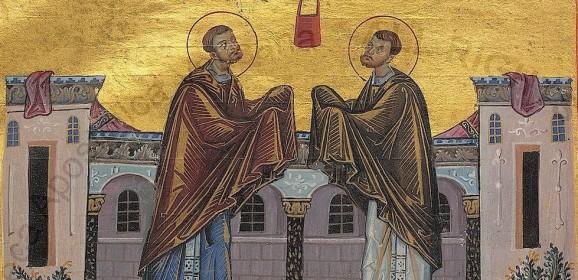 Sfinţii Cosma şi Damian din Asia – protectorii căsniciilor creştine