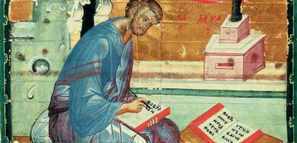Sfântul Evanghelist Luca – medicul iconograf
