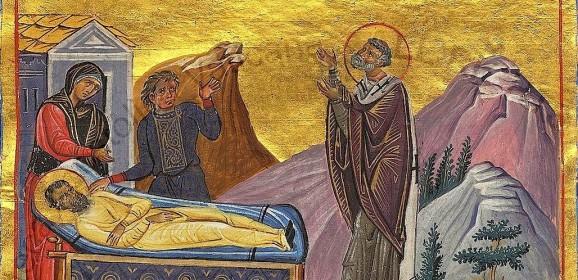 Martin din Tours: episcopul modest şi bun