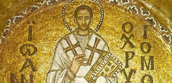 Demnitatea la superlativ: Sfântul Ioan Gură de Aur