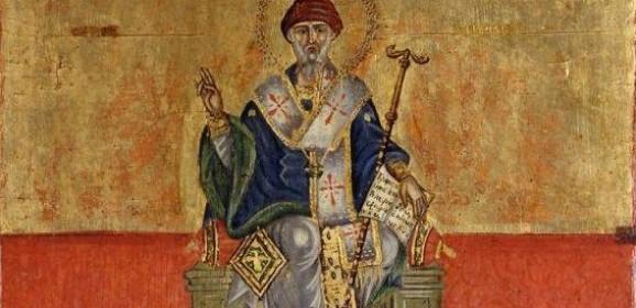 Spiridon: Sfântul călător