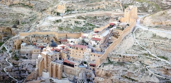 Din florile Deșertului Iudeii: Lavra Sfântului Sava cel Sfințit