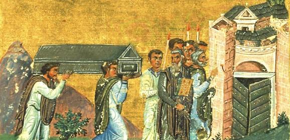 Sfinţi, relicve şi evlavia creştină