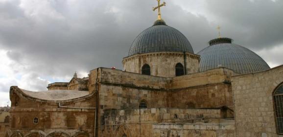 Biserica Învierii, din Ierusalim