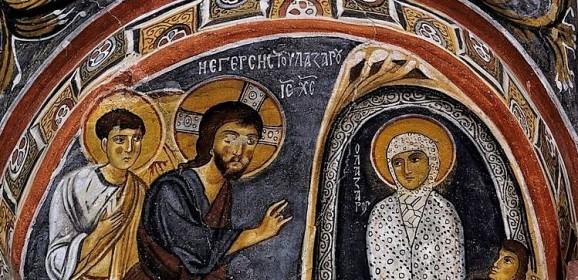 Învierea lui Lazăr şi certitudinea nemuririi omului