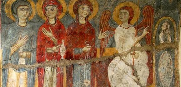 Duminica Mironosiţelor, sau despre femeile vorbitoare cu îngerii buni