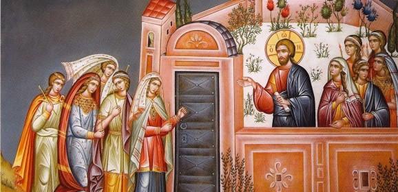 Marţea Săptămânii Patimilor – pomenirea celor zece fecioare, cinci înţelepte şi cinci fără minte