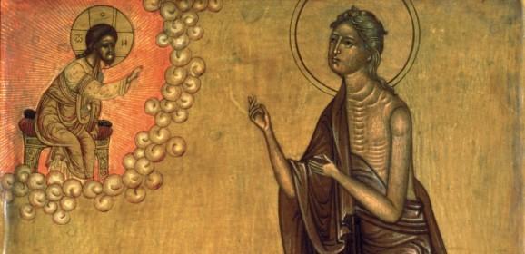 Cuvioasa Maria Egipteanca: concluziile dintr-o viaţă a exemplelor contrare (3)
