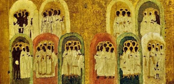 Sfinții: membrii de elită ai Bisericii
