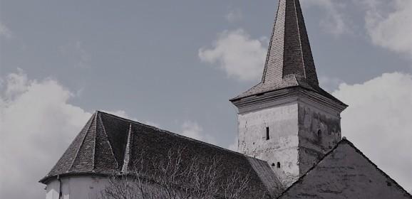 Biserica evanghelică din satul Nou, județul Sibiu