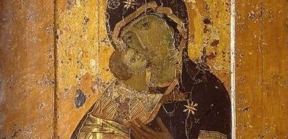 Panagia Eleousa: Maica Domnului a tandreţii