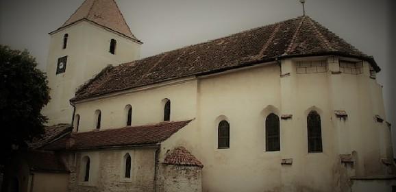 Biserica evanghelică din Gușterița, Sibiu