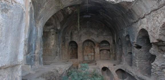 Sfinţii şapte tineri din Efes