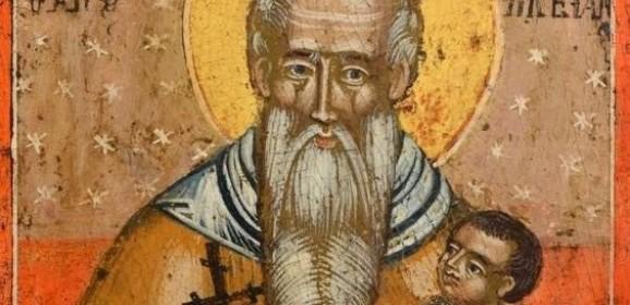 Sfântul copiilor: Stelian Paflagonul