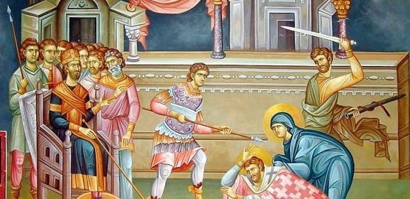 Maternitatea nobilă: Sfânta Muceniţă Antia